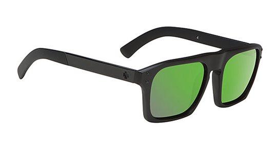 126229926a Spy Balboa Matte Black Happy Grey Green sunglasses
