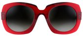 Theo Beech 1 Red sunglasses