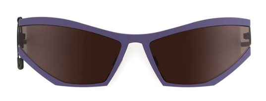 Theo Coris 171 Gris Cadet Soft sunglasses