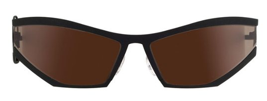 Theo Coris 5 Black Matt sunglasses
