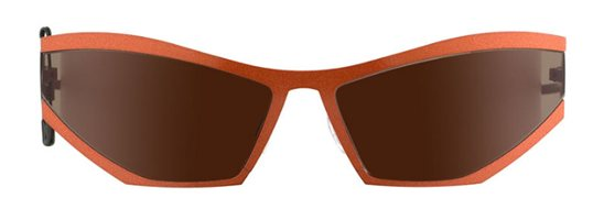 Theo Coris 54 Jazz Caramel Shine sunglasses