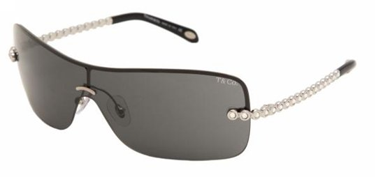 Tiffany TF3002B 6001  Silver/GrayGradient sunglasses