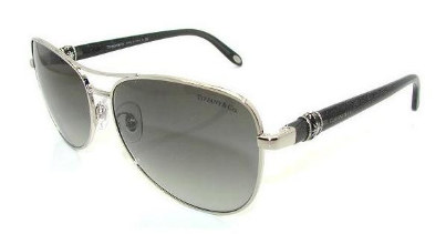 c2cbf45eb210 Tiffany TF3036B 60013F Silver Grey sunglasses