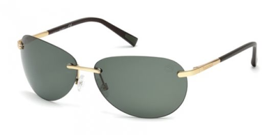 c79fb52dded Timberland TB9117 33R gold other   green polarized sunglasses
