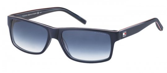 1280fff6303 Tommy Hilfiger 1042 N S 0OIV  160 Blue Red White sunglasses