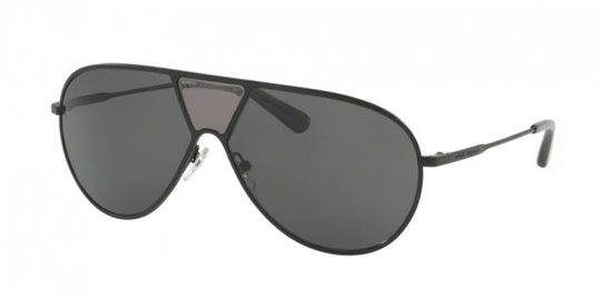6ab148d8a685 Tory Burch TY6050 318787 blackdark grey solid sunglasses