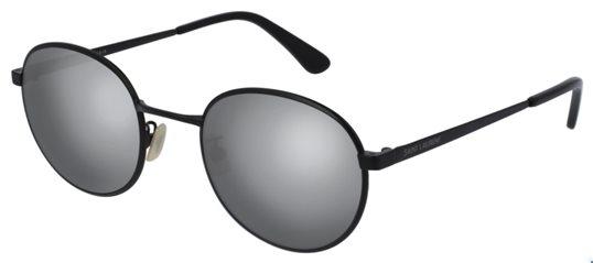 75987d3b73 Yves Saint Laurent SL 135 ZERO 003 SILVER MIRROR sunglasses